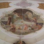 Gemaelde Apsis St Nikolaus Goeffingen