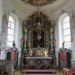 Hauptaltar St Nikolaus Goeffingen