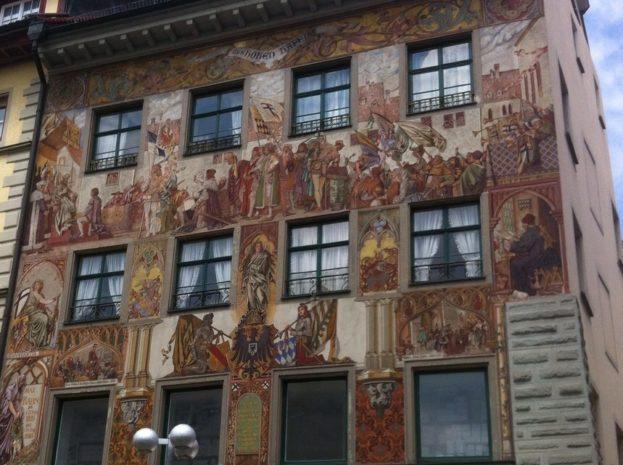 Haus Hoher Hafen Konstanz
