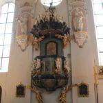 Kanzel Kirche Laupheim