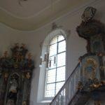 Kanzel St Nikolaus Goeffingen
