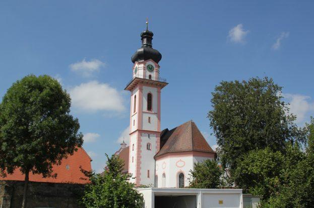 Kirche Laupheim