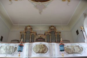 Orgel St Nikolaus Goeffingen