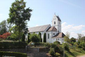 St Ottilienkirche Hausen am Andelsbach