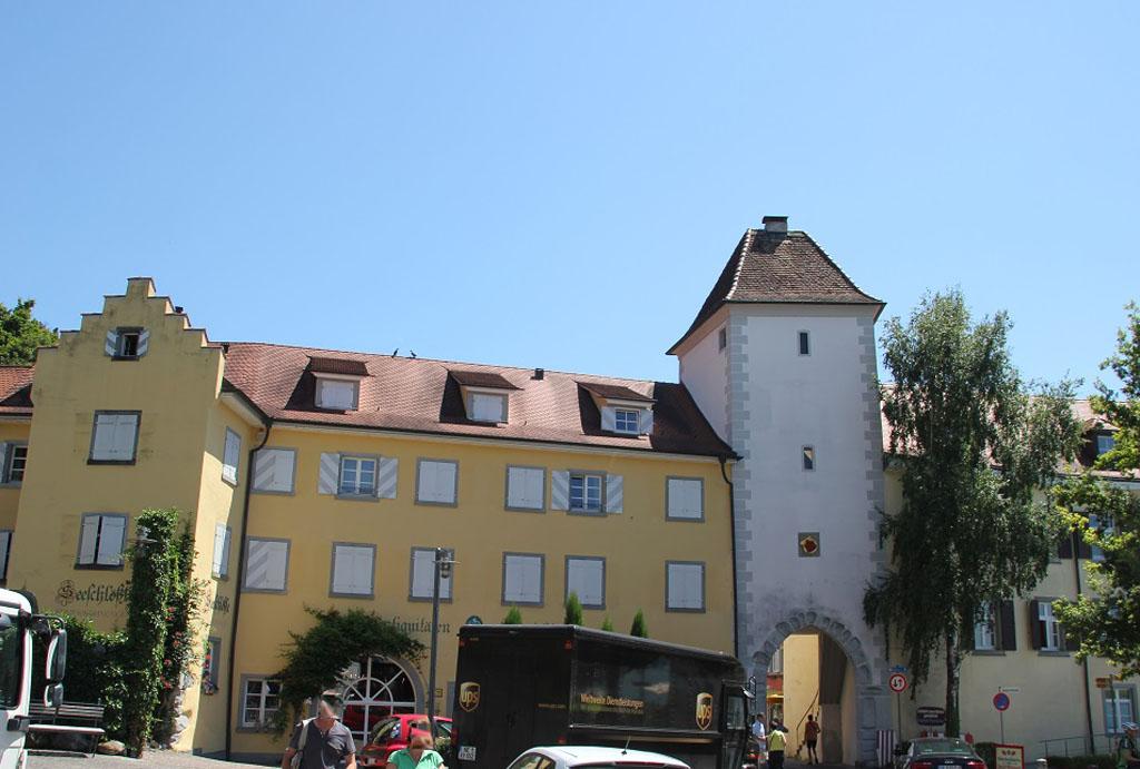 Unterstadttor Meersburg