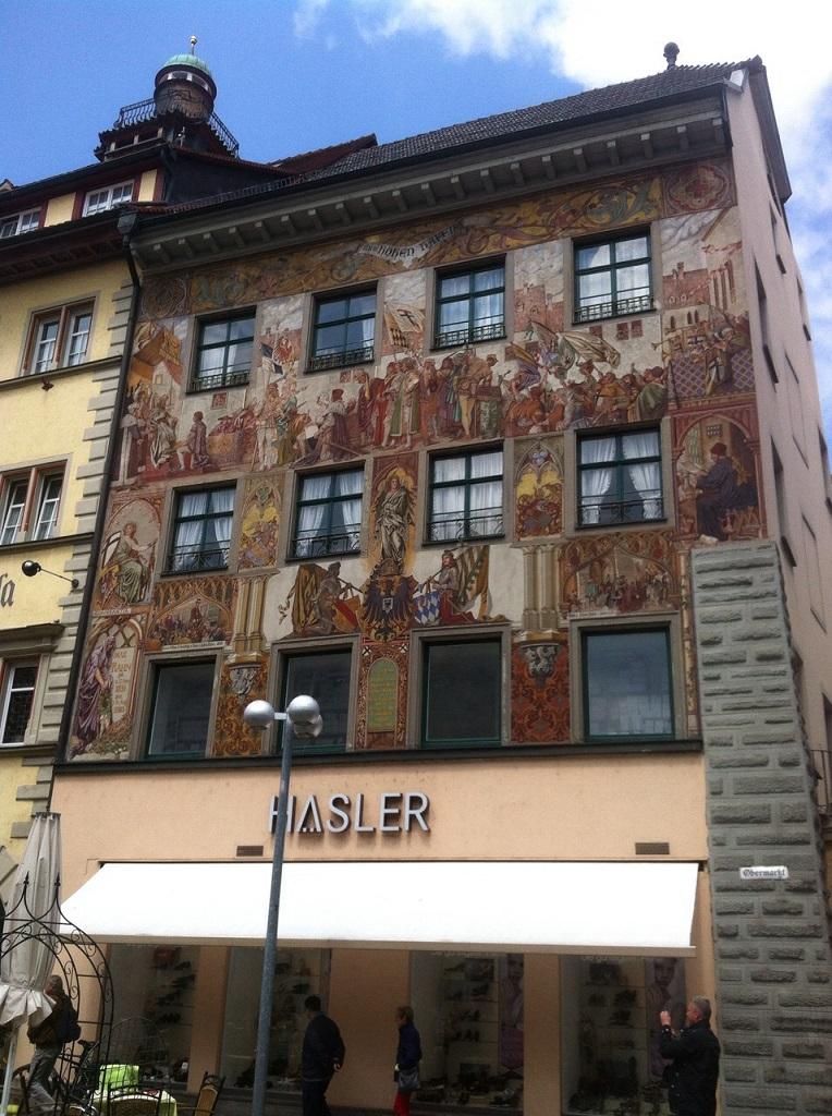 zum Hohen Hafen am Obermarkt Konstanz