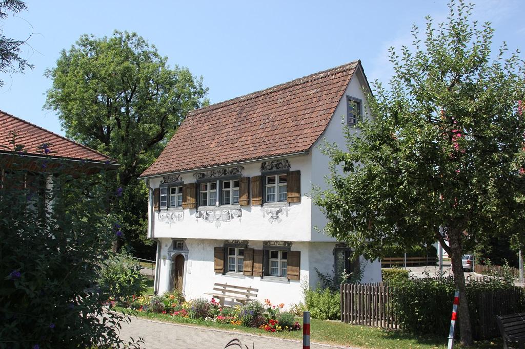 Gartenhaus Isny