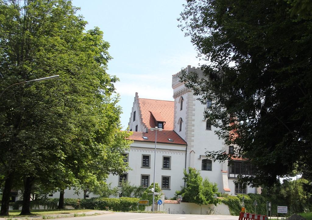 Schloss Ratzenried im Allgaeu