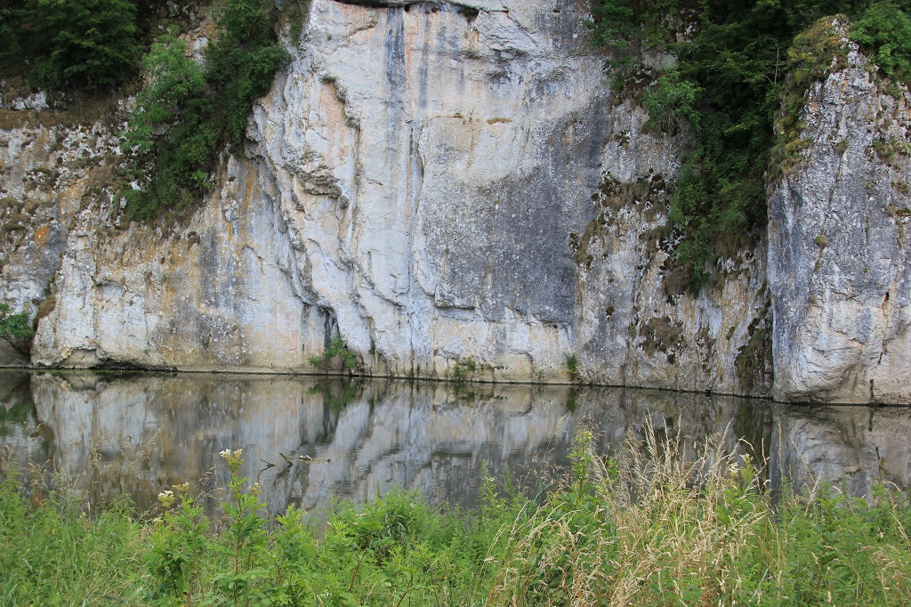 Felsvorsrpung Gutenstein