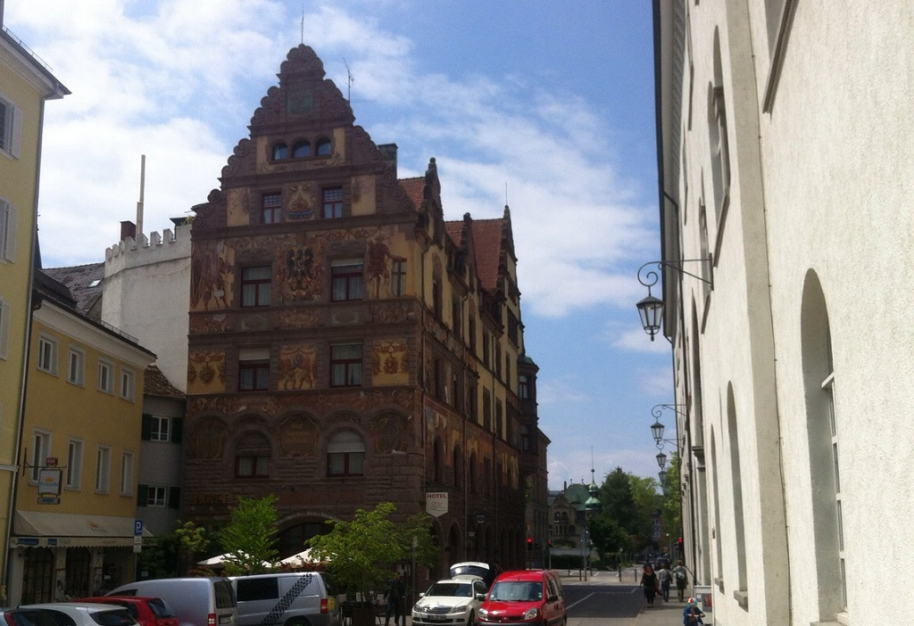 Hotel Graf Zeppelin Konstanz