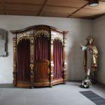 Beichtstuhl Kirche Owingen
