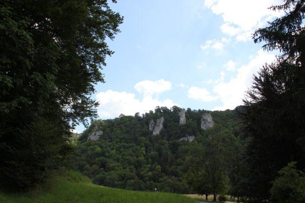 Burgstellen Wildenstein