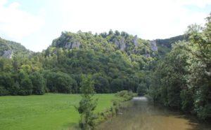 Donau bei Burg Wildenstein