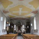 Innenausstattung Kirche Owingen