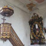 Kanzel Kirche Owingen