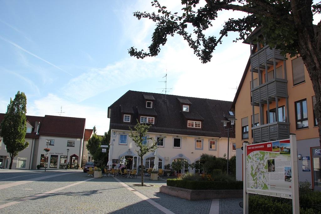 Marktplatz Bad Schussenried