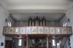 Orgel Kirche Owingen