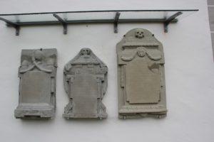Steinreliefs Kirche Owingen