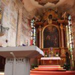 Altar Kirche Eriskirch