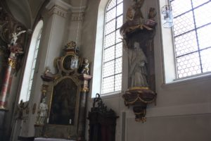 Barocke Schmuck Kloster Inzigkofen
