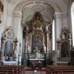 Barocker Hochaltar Kloster Inzigkofen