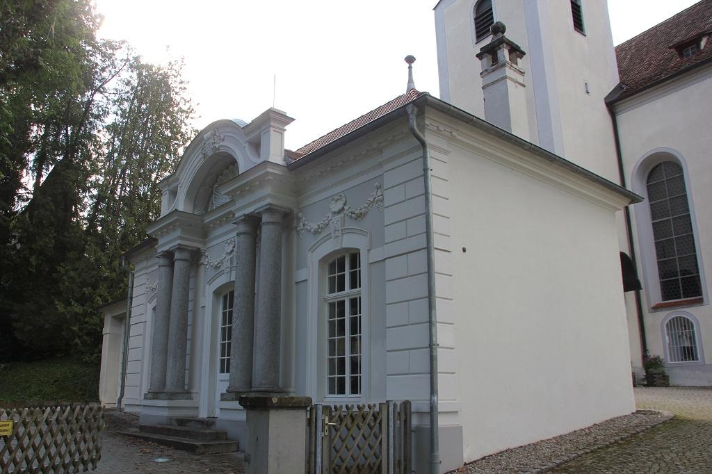 Barockes Haus Kloster Inzigkofen