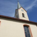 Gotischer Turm Kirche Eriskirch