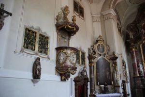 Kanzel Kloster Inzigkofen