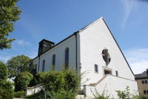 Kirche St Theresia Rosenharz