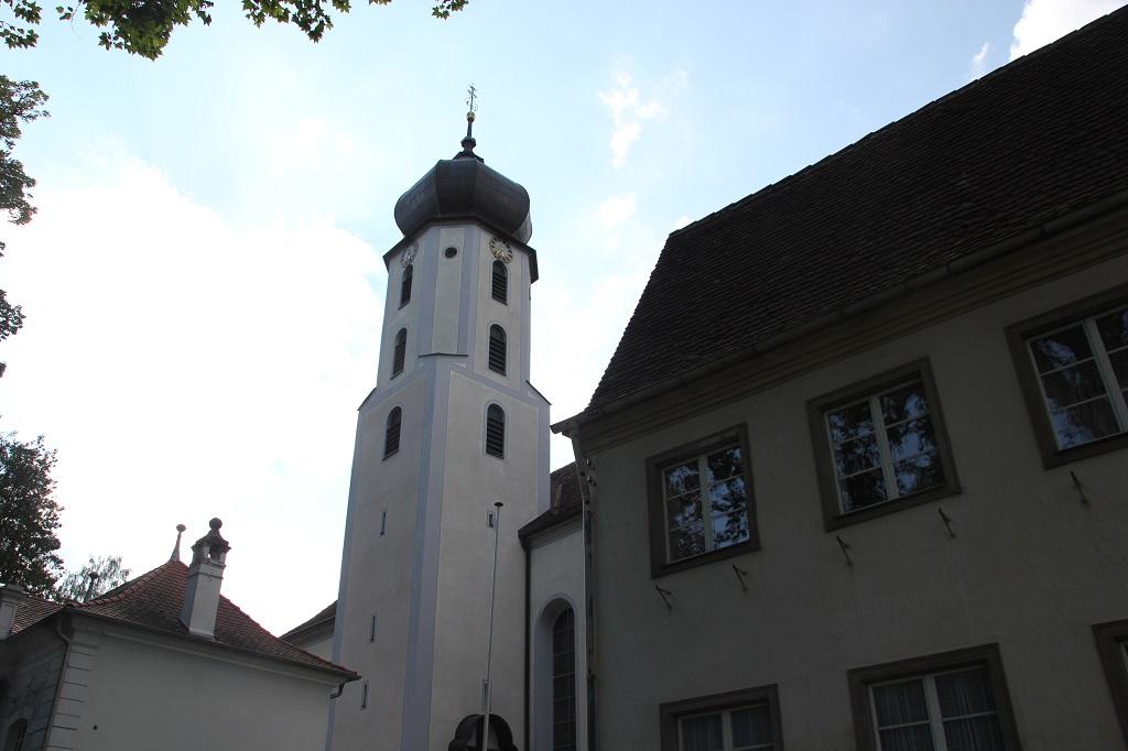 Kirchturm Kloster Inzigkofen