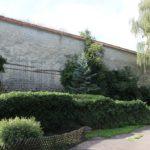 Klostermauer Kloster Inzigkofen