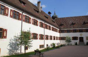Kreuzgang Kloster Inzigkofen