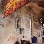 Malereien Apsis Kirche Eriskirch