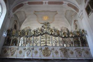 Nonnenempore Kloster Inzigkofen