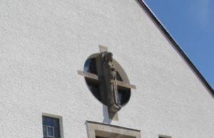 St Theresia Skulptur