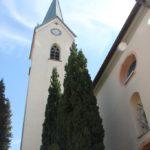 Turm Kirche Eriskirch