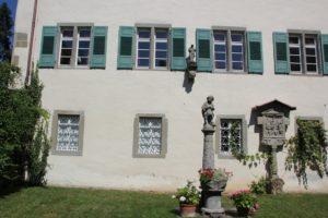 Dekorative Elemente Museum Ueberlingen