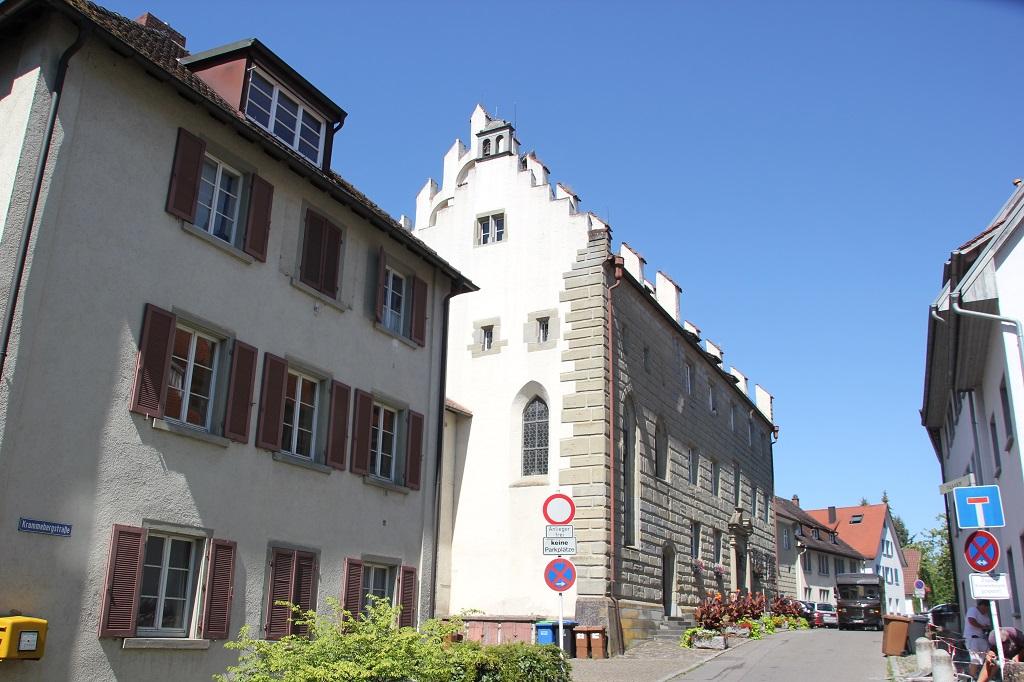Museum Ueberlingen Renaissance Fassade