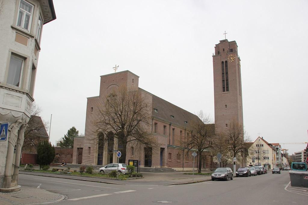 St Petrus Canisius in Friedrichshafen