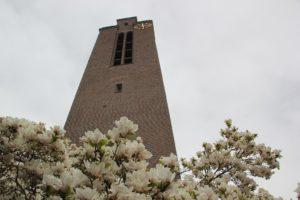 Turm St Petrus Canisius in Friedrichshafen