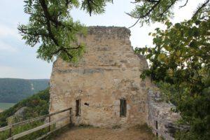 Burgruine Hausen im Tal