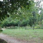 Ehemaliger Burghof Burgruine Hausen im Tal