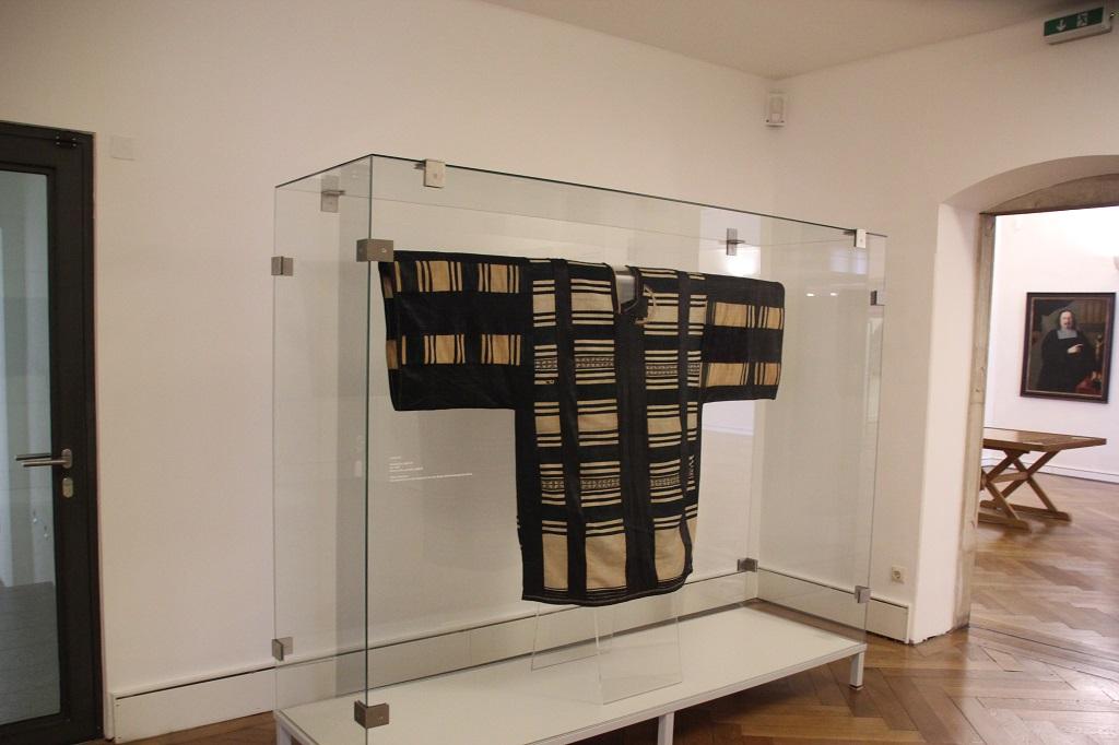Afrikanisches Gewand Museum Ulm