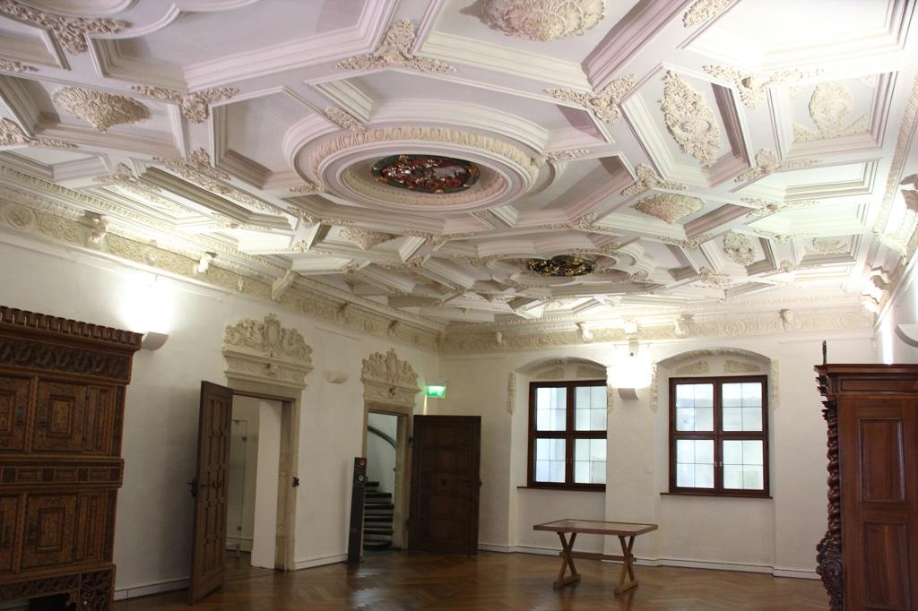 Renaissance Kiechelhaus Ulm Museum