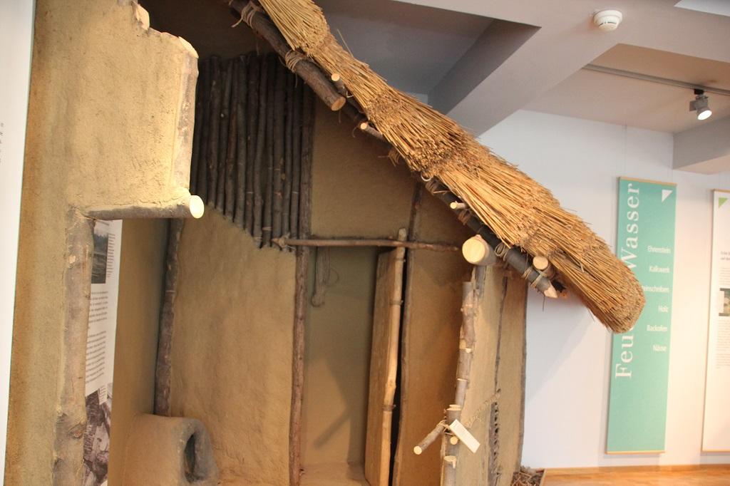 Steinzeit Siedlung Ulmer Museum