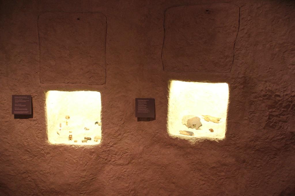 Tierfiguren Steinzeit Ulmer Museum