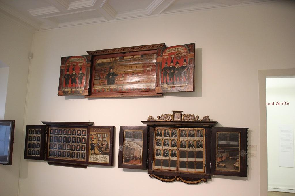 Zunftmeistertafel Ulmer Museum