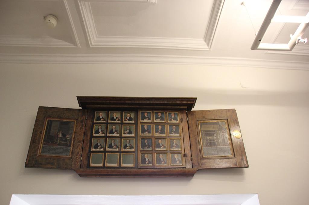 Zunfttafel Ulmer Museum