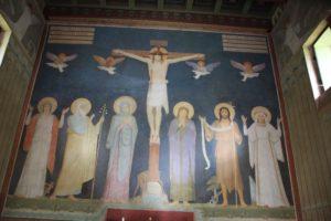 Christliche Kunst Beuroner Kunststil Mauruskapelle Beuron