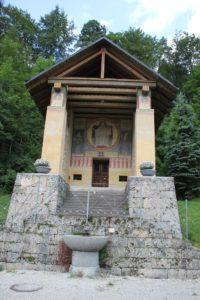 Mauruskapelle Beuron Empore